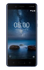 NOKIA 8 Dual SIM Granatowa Błyszcząca 64GB LTE