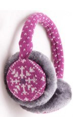 Słuchawki przewodowe Puchate Media-Tech MT5350V Fioletowe