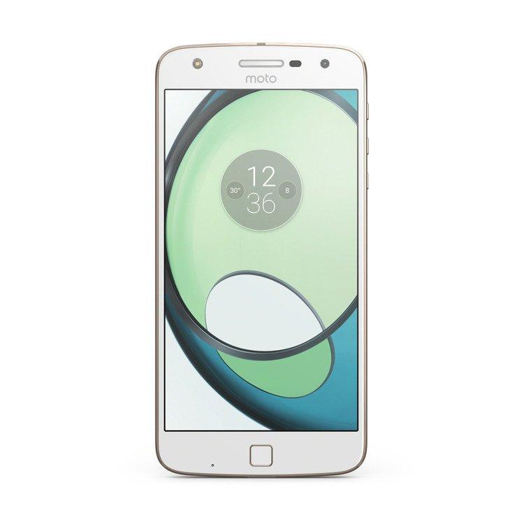Lenovo Moto Z Play Biało/Złoty LTE Dual SIM 32GB