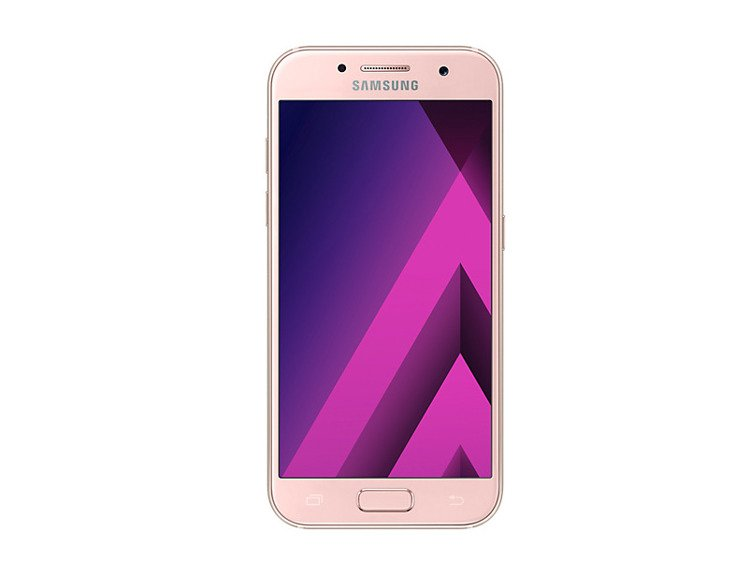 Samsung Galaxy A3 (2017) Różowy (Peach Cloud) SM-A320F